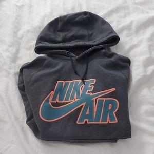 Nike air logo hoodie